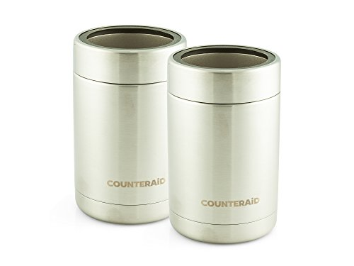 Counter Aid Insulated Cooler Stainless
