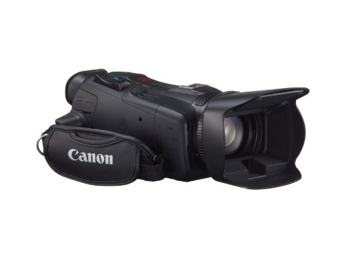 Canon Legria HF G30 High Definition Camcorder (20x Optical Zoom, Image Stabilisation) 3.5 inch OLED Touchscreen