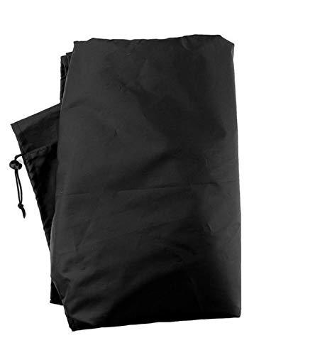76cm 79 GLAUCUS Funda de Tumbonas Cubre Impermeable Cubierta Protectora al Aire Libre de Patio de Lounge Silla de Jard/ín Sal/ón Exterior Negro Oxford con Bolsa UV 208