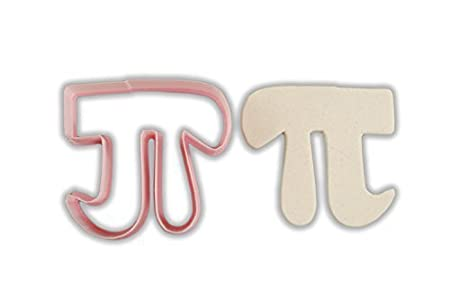 Pi Math Symbol Cookie Cutter All Sizes Set By Cookiecutterkingdom