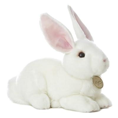 """Aurora - Miyoni - 10"""" American White Rabbit: Toys & Games"""