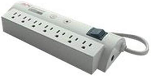 APC SurgeArrest Network 7 Outlets 120V – Receptacles 7 x NEMA 5-15R – 480J – American Power Conversion net7_25