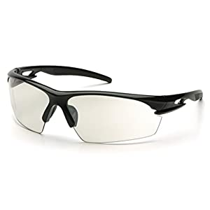 Pyramex SB8180D Ionix Safety Sunglasses with Indoor / Outdoor Mirror Lens
