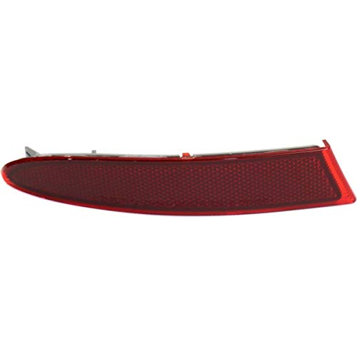 Bumper Rear Reflector Side - New Rear Diver Side Bumper Reflector For 2011-2017 Bmw X3 BM1184104 63147217315