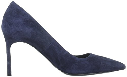 Midnight Suede Pump Spiga Women's Nikole Via cHXIwxgwq