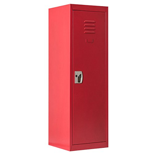 Kids Storage Locker - Lock And Key (Variety of colors)