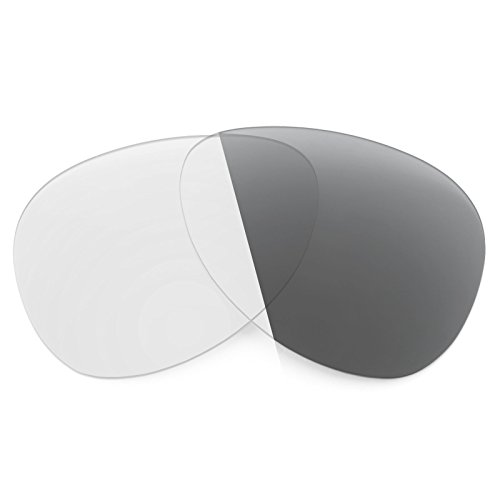 Verres de rechange pour Ray Ban Aviator Junior Remix RJ9506S — Plusieurs options Elite Adapt Gris photochromique