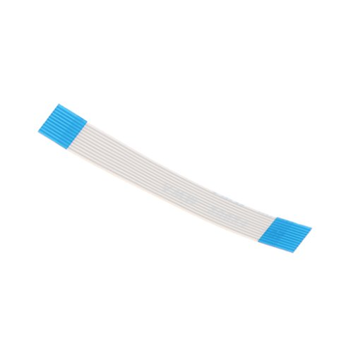 Homyl 10 Pin Flex Ribbon Cable Power Button Charging Board For Sony PS4 Pro Controller
