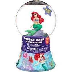Disney Princess Ariel Bubble Bath Glitter Globe (Ariel Bubble)
