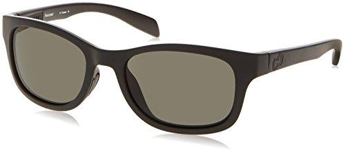 Native Eyewear Highline Polarized Sunglass, Asphalt and Black Frame/Gray - Amazon Native Sunglasses