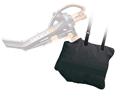 Garden Ninja Blower and Vacuum Bag, Compatible with Worx Tri