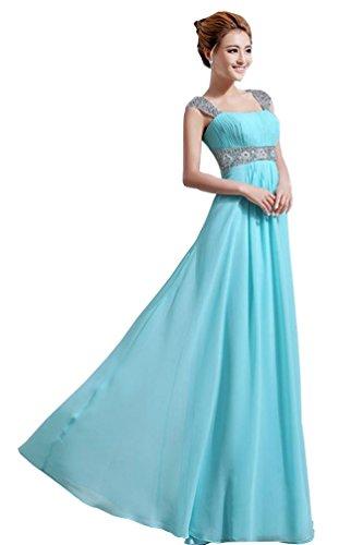 Blau Damen Kleid Beauty Hellblau Emily gwYF0qxT