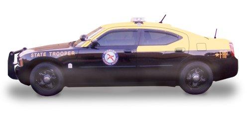 Lindberg Models Dodge Charger Florida State Patrol Car 1/25 Precision