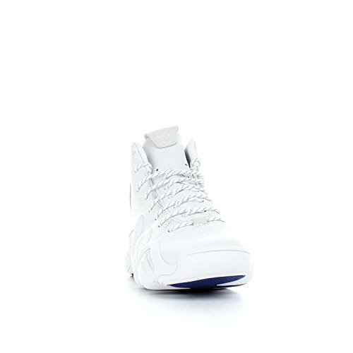 Adidas Crazy 8Adv, ASW)–Scarpe da ginnastica, Uomo, Nero, FTWBLA/FTWBLA/PURREA