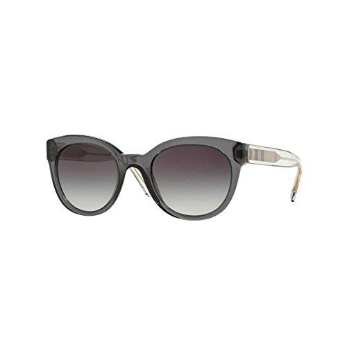 Gafas Grey Gris Sol Gradient Unisex Adulto Dark Burberry de Tqpn6