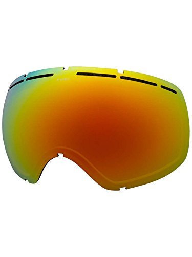 Electric Visual EG2 Bronze/Red Chrome Snow Goggle - Eg2 Lenses Goggles Electric