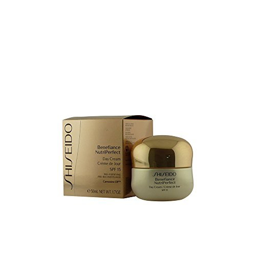 Shiseido Benefiance Nutriperfect Day Cream SPF 15 Pro-fortifying - 50 ml by Shiseido