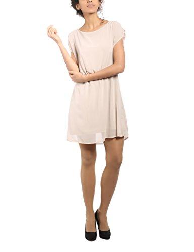 Damen Kleid Isabella Scampanato Abito Beige Roma p8wx5SqF