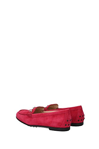 pink Tod's Women's pink Loafer Flats 8xtqwxrA