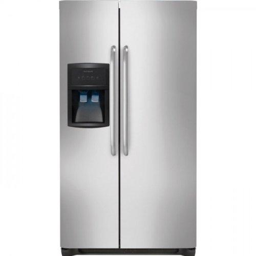 DMAFRIGFFHS2322MS - Frigidaire 22.1 Cu. Ft. Side-by-Side Refrigerator ()