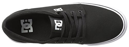 Shoes TX Black Bkw para Zapatillas White Negro DC Trase Hombre F7xqwR17dS