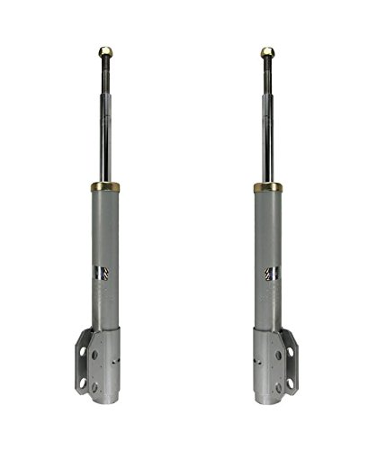 1994 - 2004 Ford Mustang Base Coupe / Convertible Models Only ( Also Fits 2004 Mach I Models ) - 2 Piece Front Shock / Strut Set