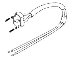 Lamp Socket Assembly for A-dec ADS125