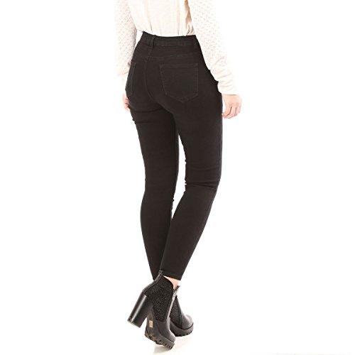 Modeuse Slim Jeans Noir Femme La Coupe Pqvz1vw