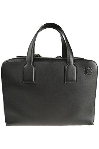 loewe-womens-33707n971100-black-leather-handbag