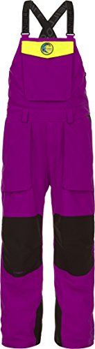Snowboard Bibs - O'Neill Men's Shred Bib Pant, Purple Haze, Large