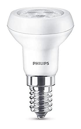 Philips Bombilla Reflector E14 929001235501-Bombilla LED, Casquillo, Consume Equivalente a 28 W, no Regulable, Blanca, 2.2 W, Luz cálida 28 W: Amazon.es: ...