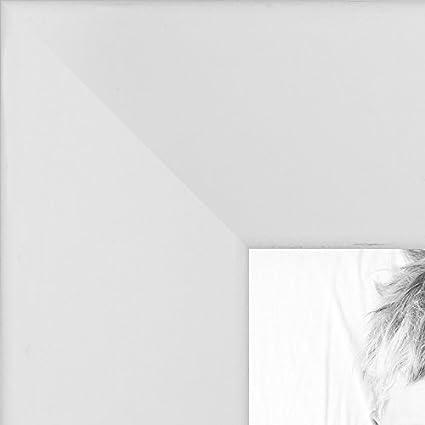 Amazon.com - ArtToFrames 16x16 inch Satin White Wood Picture Frame ...