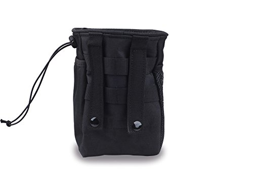 CISNO Military Small Molle Belt Tactical Magazine Dump Drop