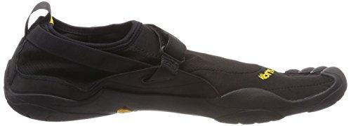 Vibram Fivefingers KSO Water Shoes (Black/black, 42 M) - M148 by Vibram (Image #7)