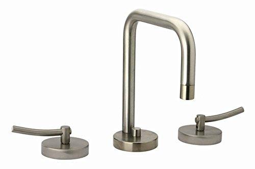 Widespread Faucet Lavatory Metrohaus - Metrohaus Widespread Lavatory Faucet (Polished Chrome)