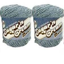 Bulk Buy: Lily Sugar'n Cream Ombres (2-Pack) (Denim) Stonewash