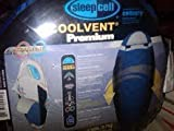 Sleepcell Coolvent Premium Extra Large Sleeping Bag, Outdoor Stuffs