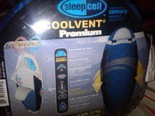Sleep Cell Sleeping Bag Coolvent Premium Extra Large, Outdoor Stuffs