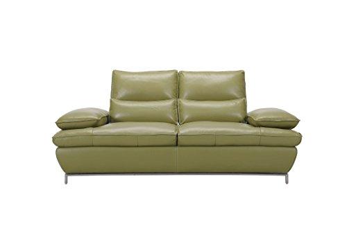 Creative Furniture Naomi Loveseat, Olive