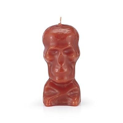 "Ritual Red Skull candle 5"" - Love and Passion - Calavera Roja"