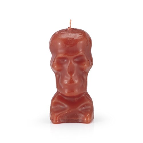 (Ritual Red Skull candle 5