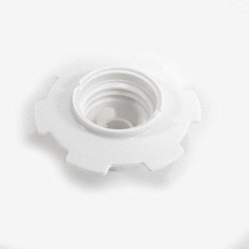 Maytag W912680 Dishwasher Lower Spray Arm Hub Nut Genuine Original Equipment Manufacturer (OEM) part for Maytag, Jenn-Air, Amana, Admiral, & Jade