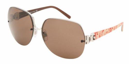 Amazon.com: Dolce & Gabbana anteojos de sol DG 2050 B, Rojo ...