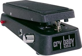 Amazon Com Dunlop 535q Cry Baby Multi Wah Guitar Effects