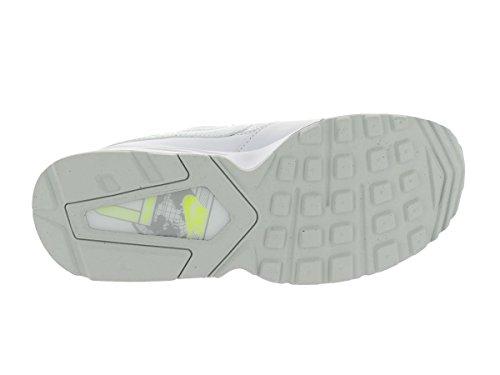Nike Kvinnor Air Max Coliseum Racer Löpande Tränare 553441 Gymnastikskor Wht / Grön