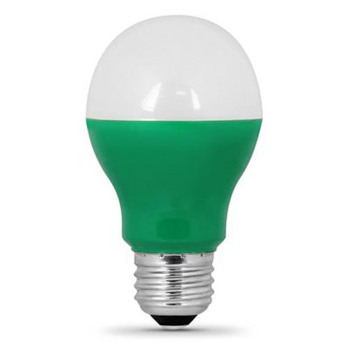 Feit Electric A19/G/LED A19 Green LED