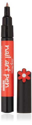 Sally Hansen Nail Art Pens, Red, 0.07 Fluid Oz