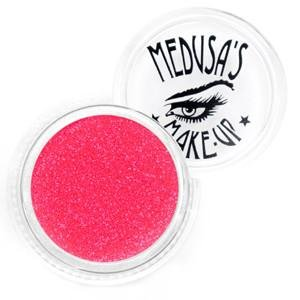 Medusa's Makeup Cosmetic Glitter Powder – Neon Red