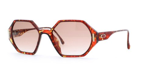Christian Dior 2597 11 Red Authentic Women Vintage - Sunglasses Vintage Christian Dior