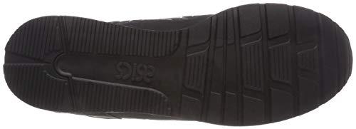 Black Noir de Chaussures Lyte Cross 9090 H8d4n NS Asics 9090 Gel Black Mixte Adulte Bianco YT7wqqP